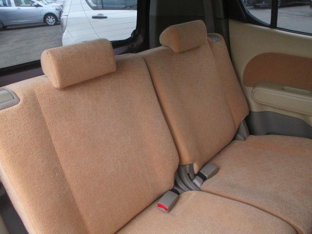 日産 モコ G FOUR ターボ 4WD