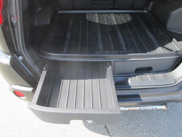 日産 エクストレイル 20Xt 4WD ヒッチメンバー