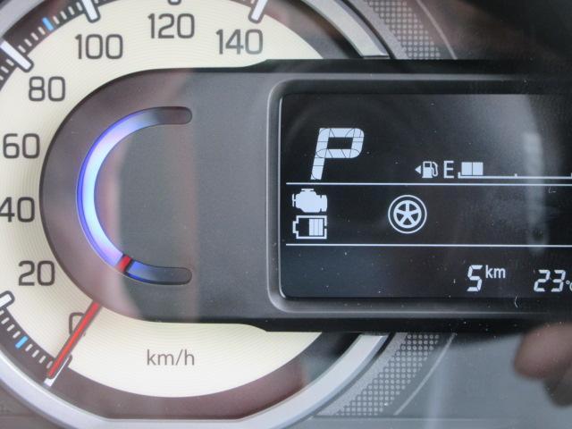 ハイブリッドG 4WD 届出済未使用車 スズキセーフティサポート 全方位モニター用カメラパッケージ ヘッドアップディスプレイ プッシュスタート クリアランスソナー オートライト スペアキー 電動格納ミラー(17枚目)