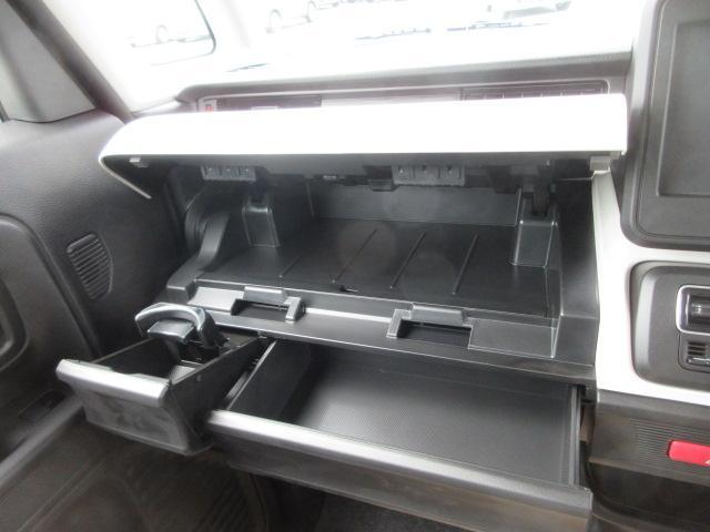 ハイブリッドG 4WD 届出済未使用車 スズキセーフティサポート 全方位モニター用カメラパッケージ ヘッドアップディスプレイ プッシュスタート クリアランスソナー オートライト スペアキー 電動格納ミラー(23枚目)
