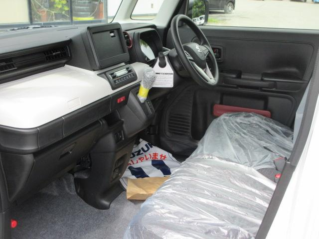 ハイブリッドG 4WD 届出済未使用車 スズキセーフティサポート 全方位モニター用カメラパッケージ ヘッドアップディスプレイ プッシュスタート クリアランスソナー オートライト スペアキー 電動格納ミラー(24枚目)