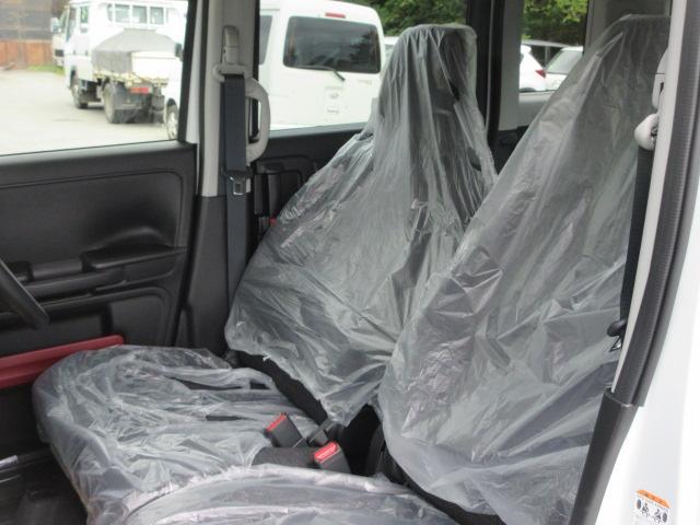 ハイブリッドG 4WD 届出済未使用車 スズキセーフティサポート 全方位モニター用カメラパッケージ ヘッドアップディスプレイ プッシュスタート クリアランスソナー オートライト スペアキー 電動格納ミラー(25枚目)