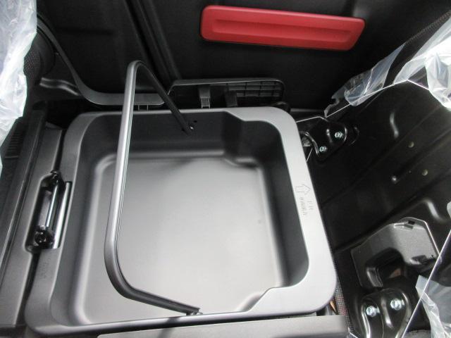 ハイブリッドG 4WD 届出済未使用車 スズキセーフティサポート 全方位モニター用カメラパッケージ ヘッドアップディスプレイ プッシュスタート クリアランスソナー オートライト スペアキー 電動格納ミラー(28枚目)