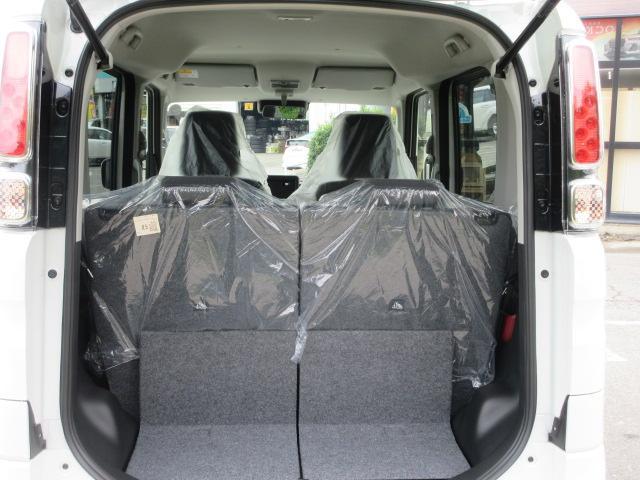 ハイブリッドG 4WD 届出済未使用車 スズキセーフティサポート 全方位モニター用カメラパッケージ ヘッドアップディスプレイ プッシュスタート クリアランスソナー オートライト スペアキー 電動格納ミラー(34枚目)