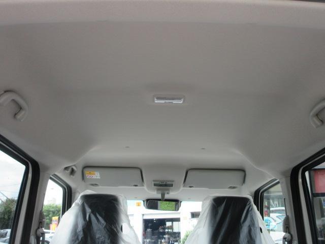 ハイブリッドG 4WD 届出済未使用車 スズキセーフティサポート 全方位モニター用カメラパッケージ ヘッドアップディスプレイ プッシュスタート クリアランスソナー オートライト スペアキー 電動格納ミラー(39枚目)