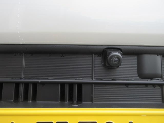 ハイブリッドG 4WD 届出済未使用車 スズキセーフティサポート 全方位モニター用カメラパッケージ ヘッドアップディスプレイ プッシュスタート クリアランスソナー オートライト スペアキー 電動格納ミラー(43枚目)