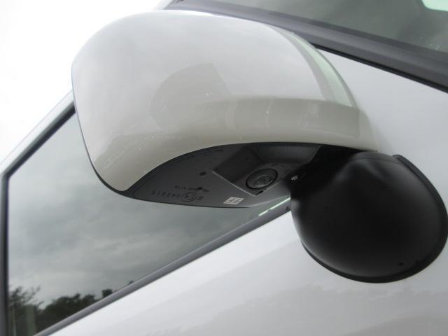 ハイブリッドG 4WD 届出済未使用車 スズキセーフティサポート 全方位モニター用カメラパッケージ ヘッドアップディスプレイ プッシュスタート クリアランスソナー オートライト スペアキー 電動格納ミラー(44枚目)