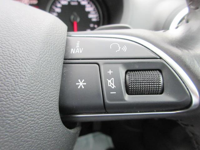 スポーツバック1.4TFSI 純正ナビ フルセグTV Bluetooth バックカメラ HIDライト クルーズコントロール プッシュスタート ステアリングスイッチ コーナーセンサー スタッドレス&アルミ有(17枚目)