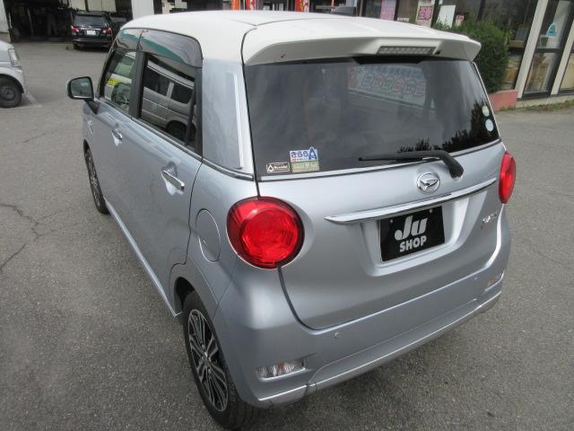 スタイルG SAII 4WD ホワイトツートーンルーフ ナビ フルセグTV DVD再生機能 Bluetoothオーディオ プッシュスタート スマアシ2(10枚目)