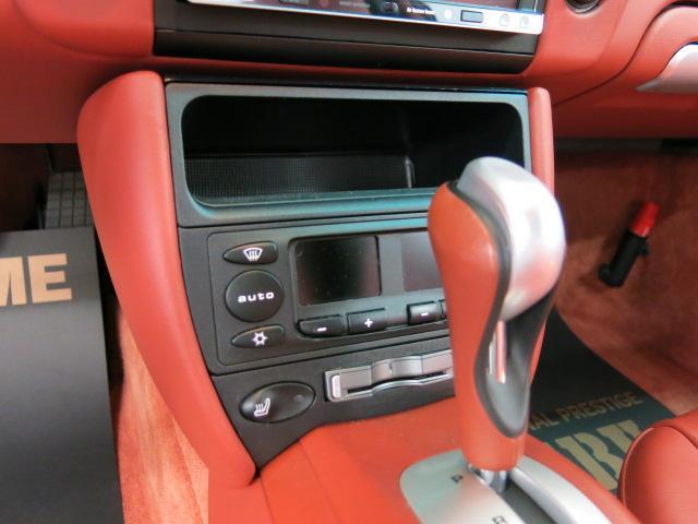 ポルシェ ポルシェ 911カレラ4S 05y最終モデル レッドオールレザーINT
