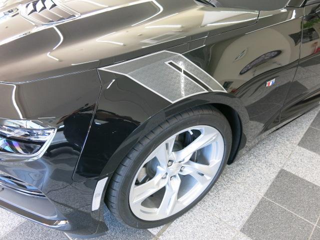 SS 正規19y新型10AT 赤革 クールデザインPG装着車(19枚目)