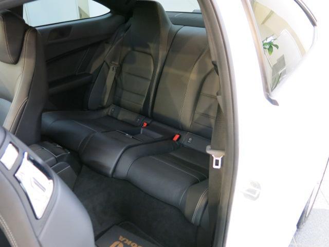 C180 ブルーエフィシェンシー クーペ AMGスポーツPKG 黒革Pシート シートヒーター(13枚目)