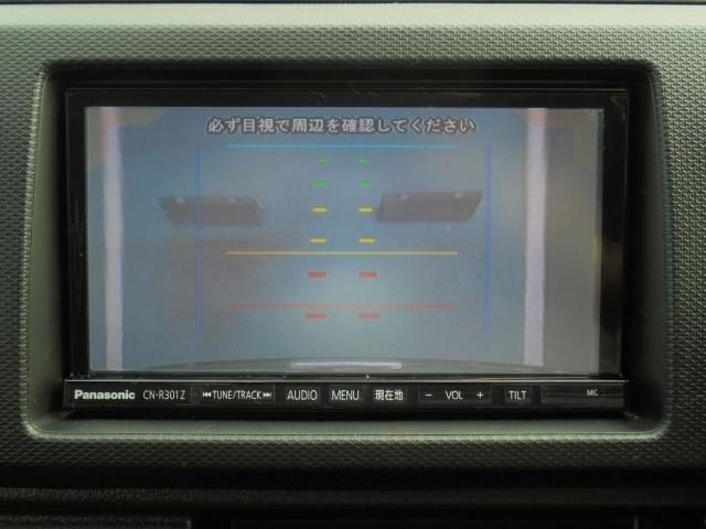 ターボRS デュアルセンサーブレーキサポート(5枚目)