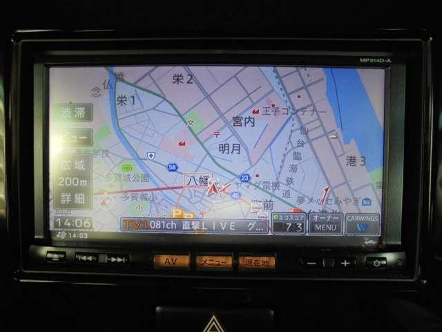 660 X 純正メモリーナビ・バックモニター(5枚目)