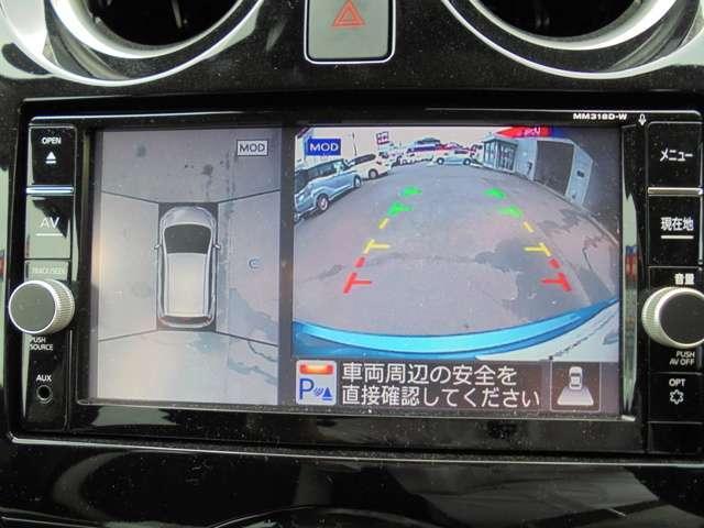 1.2 e-POWER X 元社有車・アラウンドビューモニター(6枚目)