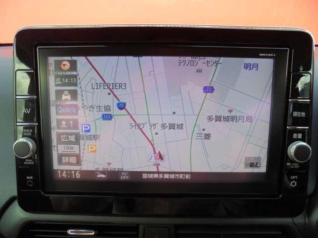 660 ハイウェイスターX 元社有車 純正メモリーナビ エマブレ(3枚目)