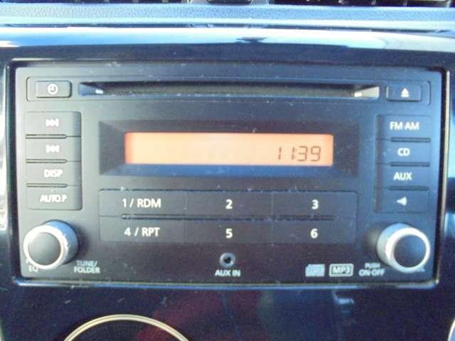 ドライブのお供には欠かせないCD、Radio♪