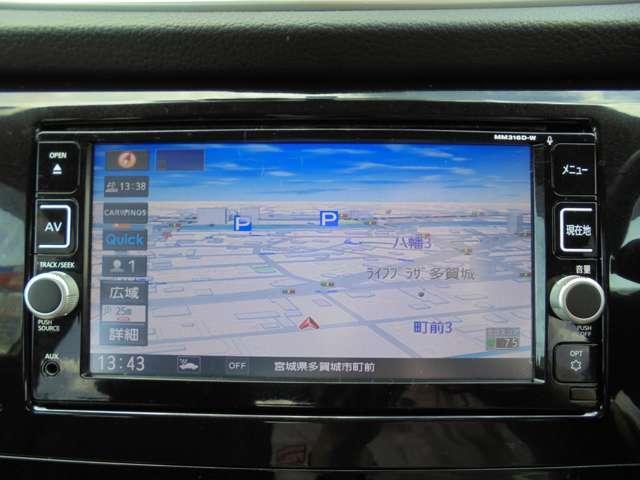 2.0 20X エマージェンシーブレーキパッケージ 2列車 4WD 4WD 純正メモリーナビ バックモニター(6枚目)