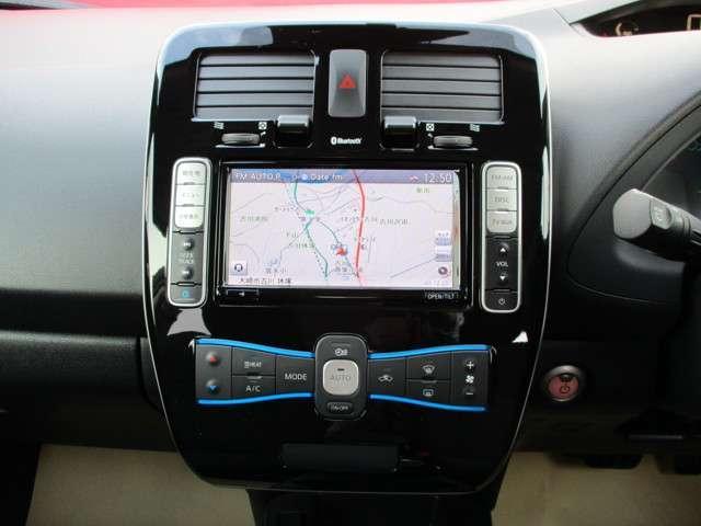 X サンクスエディション(30kwh) メモリーナビ バックカメラ シートヒーター LEDヘッドライト ETC(3枚目)