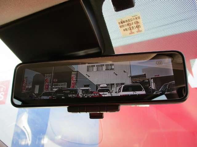 X メモリーナビ アラウンドビューモニター 踏み間違い防止 LEDヘッドライト ドライブレコーダー スマートルームミラー ハイビームアシスト(6枚目)