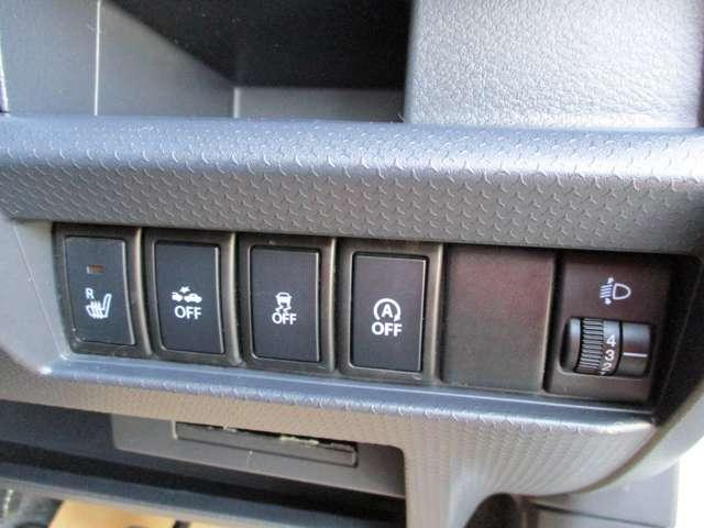 G シートヒーター 衝突軽減ブレーキ 夏タイヤ新品交換済(11枚目)