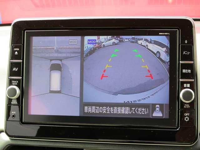 X メモリーナビ アラウンドビューモニター 踏み間違い防止装置 衝突軽減ブレーキ 冬タイヤプレゼント対象車 DVD再生OK ハイビームアシスト 当社の社有車でした(6枚目)
