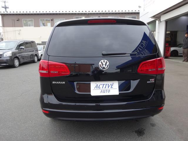 フォルクスワーゲン VW シャラン TSI コンフォートラインBMT 2013年モデル