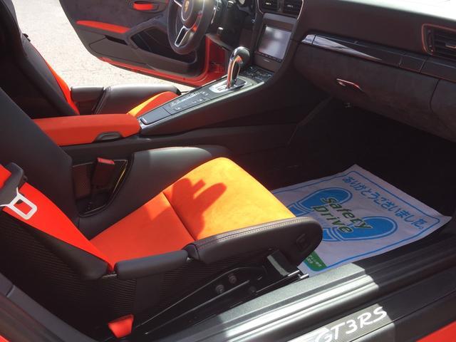 ポルシェ ポルシェ 911GT3RS PCCB スポーツクロノ フロントリフター