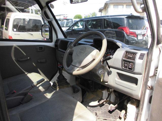 日産 クリッパートラック SD 4WD 5MT