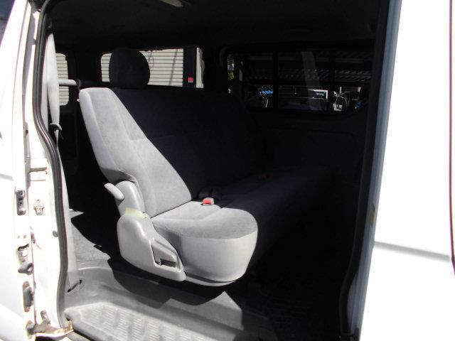 トヨタ ハイエースバン ロングスーパーGL 4WDディーゼルターボ