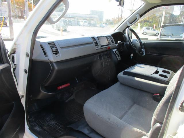 9人乗り ロングDX 4WD ディーゼルターボ リヤヒーター(10枚目)