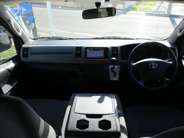 9人乗り ロングDX 4WD ディーゼルターボ リヤヒーター(13枚目)