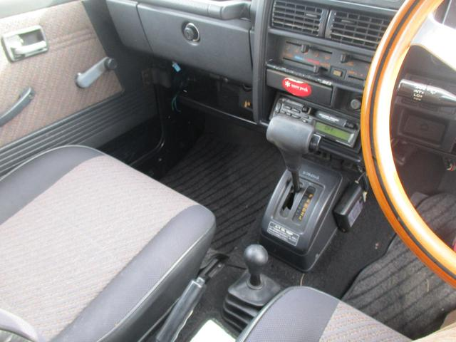 4WDターボ リフトUP 社外マフラー ルーフキャリア(10枚目)