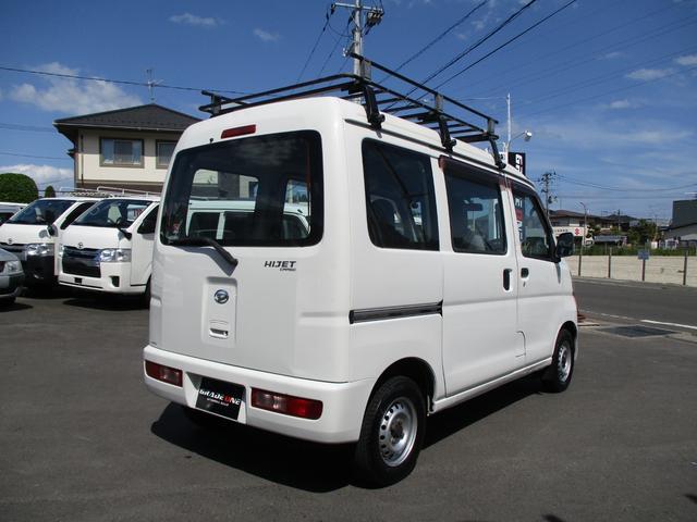 スペシャル 4WD 5MT エアコン パワステ ルーフキャリア(5枚目)