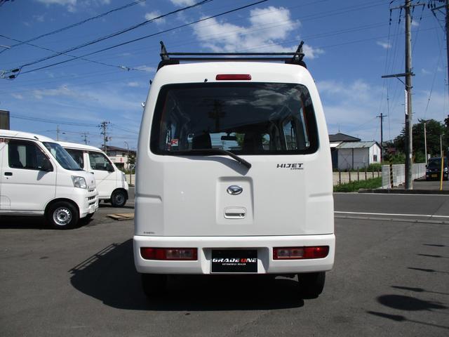 スペシャル 4WD 5MT エアコン パワステ ルーフキャリア(6枚目)