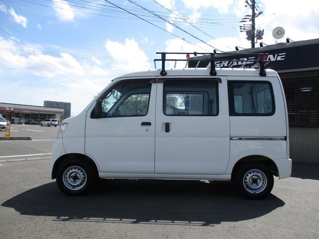 スペシャル 4WD 5MT エアコン パワステ ルーフキャリア(7枚目)