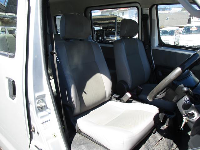 GL 4WD 5ドア  社外TVナビ パワーウィンドウ エアコン パワステ キーレス(17枚目)
