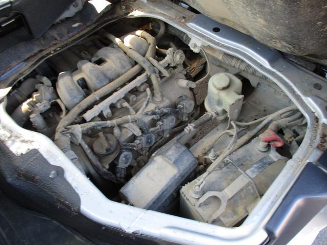 GL 4WD 5ドア  社外TVナビ パワーウィンドウ エアコン パワステ キーレス(22枚目)