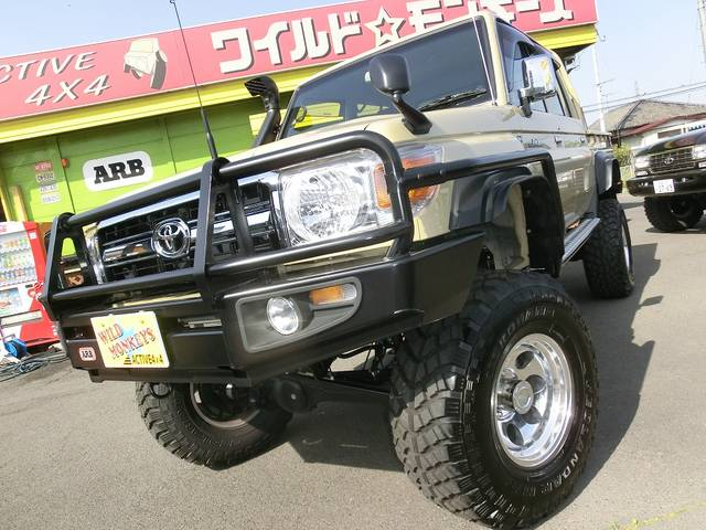 Toyota land cruiser 70 pick up