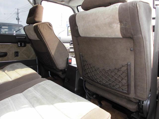 トヨタ ランドクルーザー60 VXディーゼルターボ AT フルカスタム 茶内装