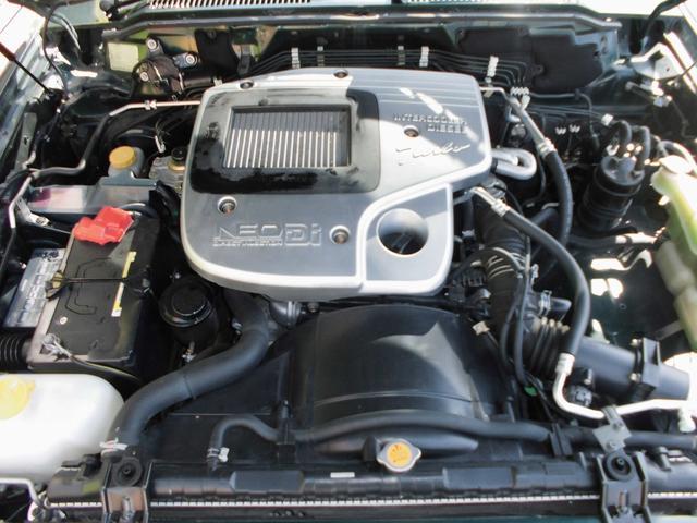 日産 サファリ スーパースピリットIC付ディーゼルターボ 5速MT