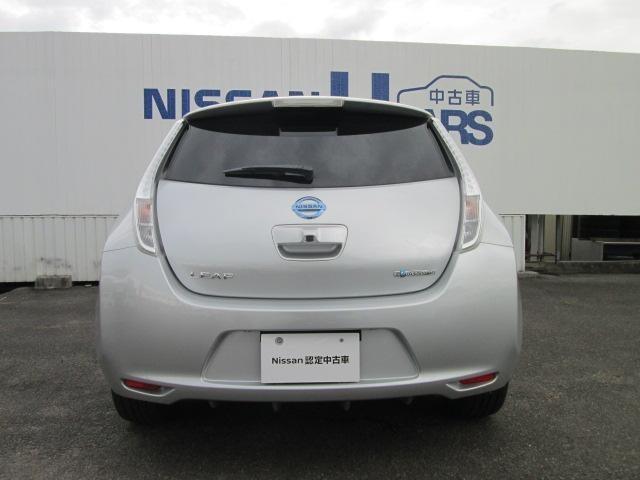 「日産」「リーフ」「コンパクトカー」「福島県」の中古車18