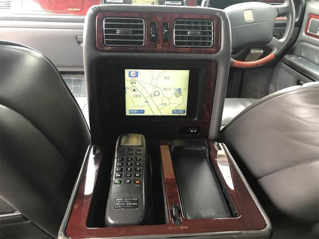 標準仕様車 デュアルEMVパッケージ ナビ 革リフレッシュシート ETC AW 後席モニタ エアサス(7枚目)