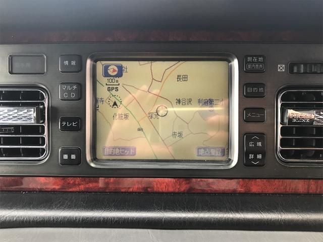 標準仕様車 デュアルEMVパッケージ ナビ 革リフレッシュシート ETC AW 後席モニタ エアサス(9枚目)