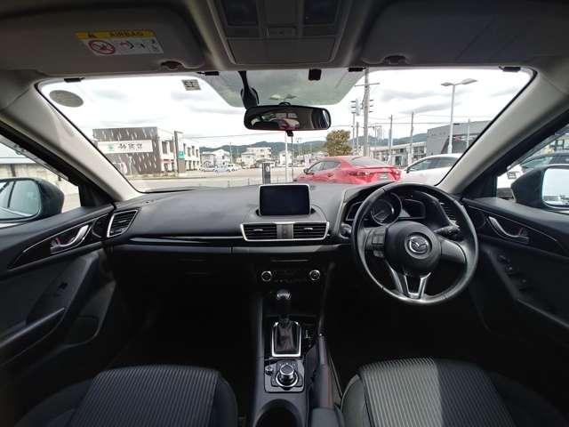 「マツダ」「アクセラスポーツ」「コンパクトカー」「福島県」の中古車5