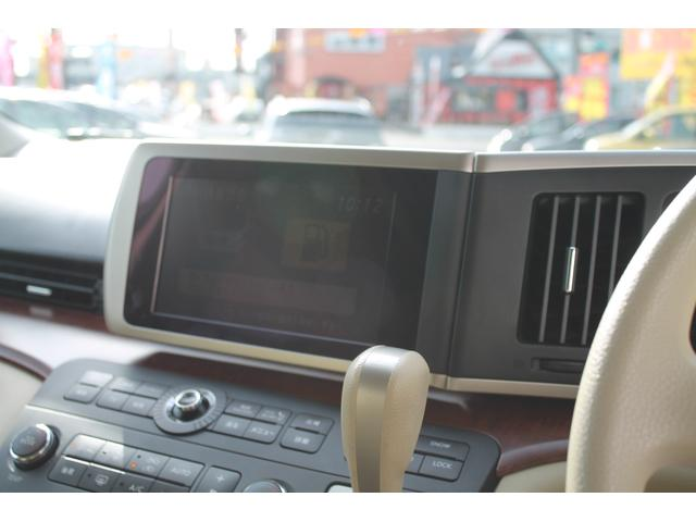 日産 エルグランド VG4WD 社外ナビTV Pドア