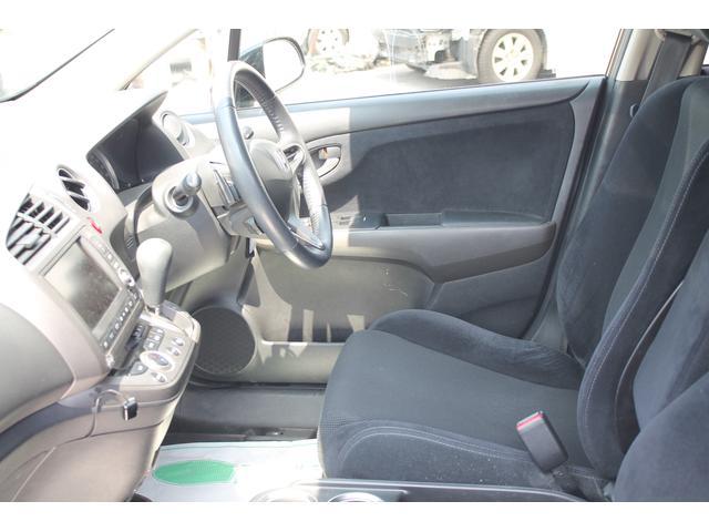 ホンダ ストリーム RSZ特別仕様車 HDDナビエディション