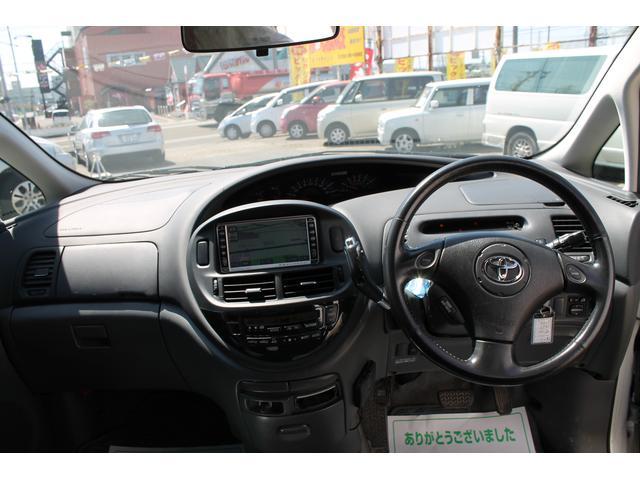 トヨタ エスティマT アエラス Sエディション4WD ナビ Bカメラ