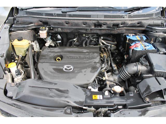 マツダ MPV 23C スポーティパッケージ4WD  ナビ Bカメラ