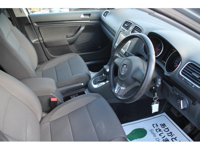 フォルクスワーゲン VW ゴルフヴァリアント TSI コンフォートライン ナビ TV